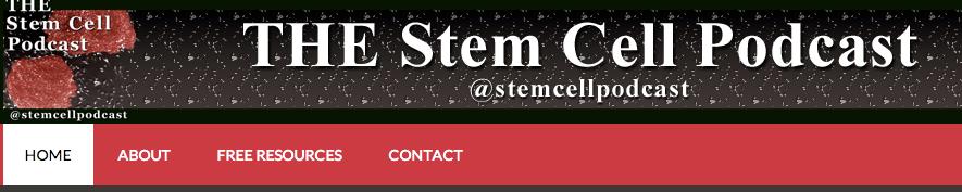 stemcellpodcast