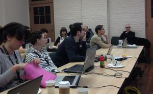 Participants at the recent -OMICS Workshop in Toronto