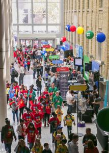 Innovate U, a partnership between U of T Engineering, Google and Actua