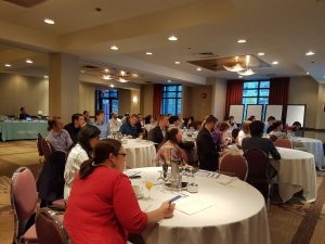 Cell and Gene Therapies Workshop, Whistler. Photo credit: Rohin Iyer